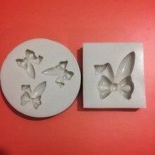 Cake Tools font b easter b font font b bunny b font rabbit ear butterfly bow