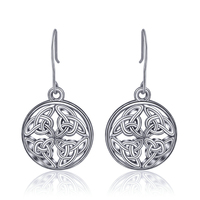 Unique 100 Real Pure 925 Sterling Silver Pated With Gold Earring Stud Romantic Moon Earring Women