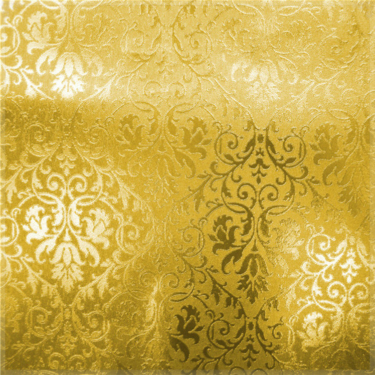 Free Shipping Wallpaper 2016 New Products Silver Metallic Design Home Decor Gold Designer Wall Paper Bo In Wallpapers From