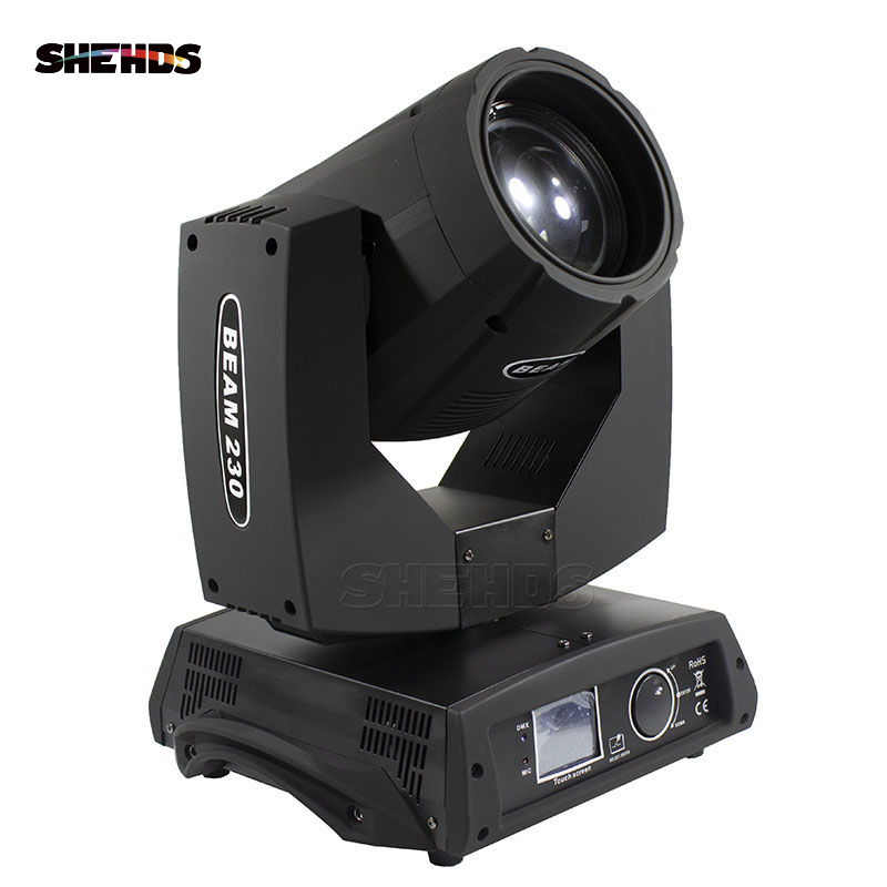 LED Beam 2/5/7/17R 230W Light LED Moving Head Lamp DMX512 Stage Lgiht Effect For Square Dance Disco DJ Music Party Club Floor