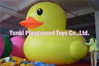 3 метра надувная Ткань Оксфорд желтые игрушечные утки