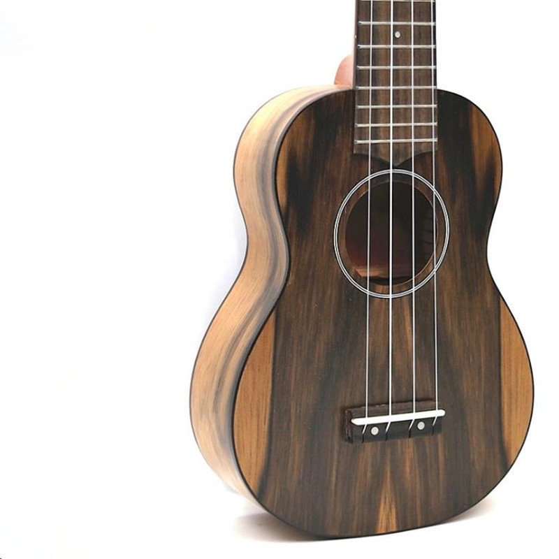 21 inch Ukulele Walnut 4 strings Ukelele Mini Acoustic Guitar  Ukelele Guitarra String instruments UK-H100 21 inch colorful ukulele bag 10mm cotton soft case gig bag mini guitar ukelele backpack 2 colors optional