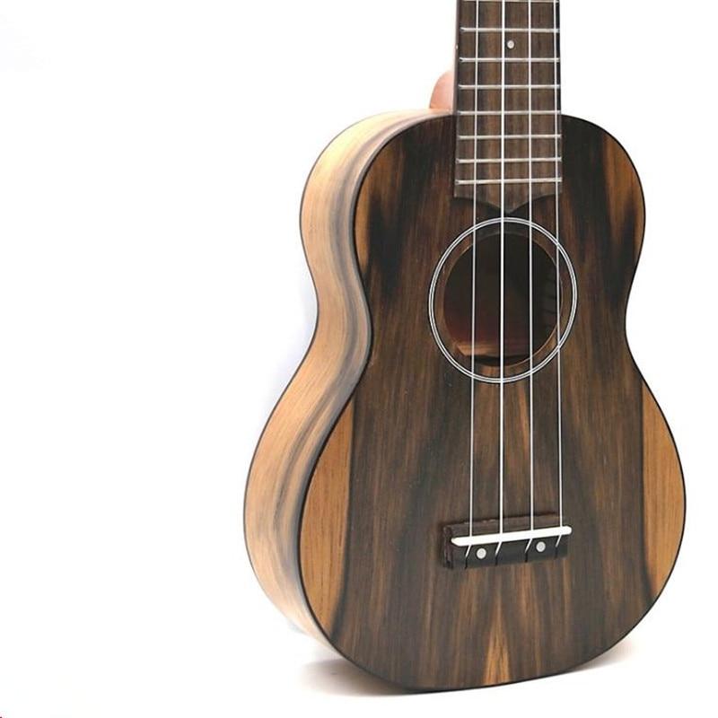 21 inch Ukulele Walnut 4 strings Ukelele Mini Acoustic Guitar Ukelele Guitarra String instruments UK-H100