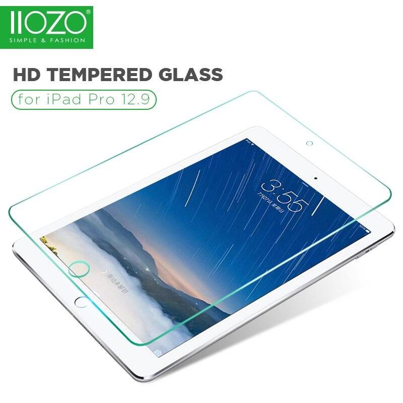 2017-ci il üçün lüks Tempered Eynək Yeni iPad Pro 12.9