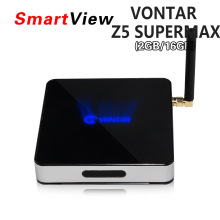 VONTAR Z5 SUPERMAX Amlogic S912 Android TV Box 7.1 2G/16G 2.4G/5GHz Dual WIFI Gigabit LAN BT4.0 4K Media Player Set Top Box