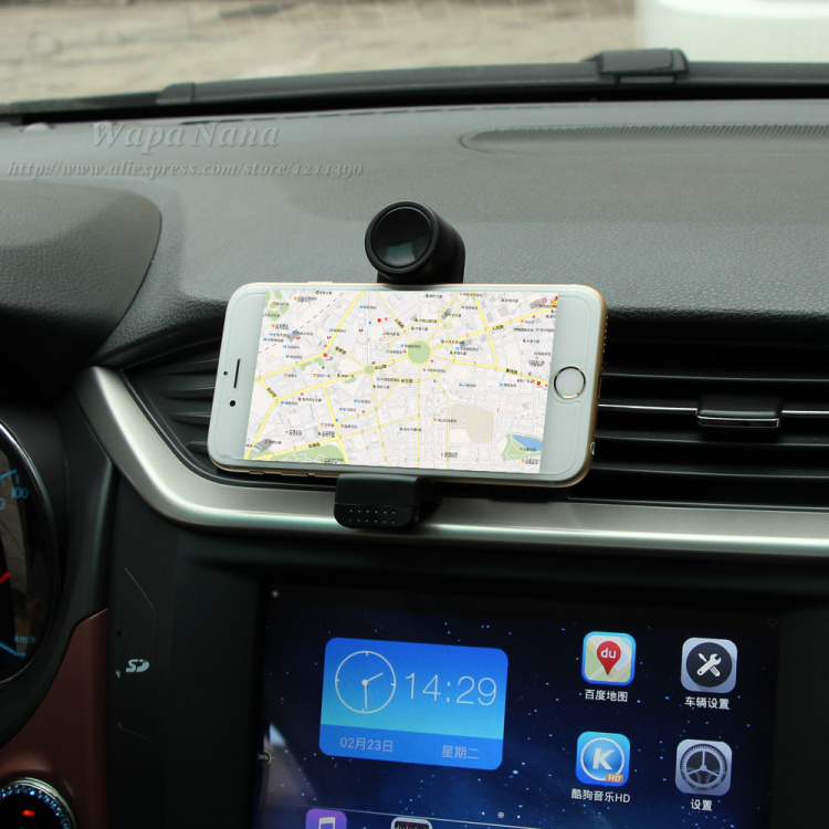 buy car air vent mount holder cradle bracket  honda city civic ciimo accord