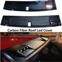 2017 Led Roof Light Raptor carbon fiber For RANGER 2015+ Roof Accessories For RANGER Decorative Panel Of Roof