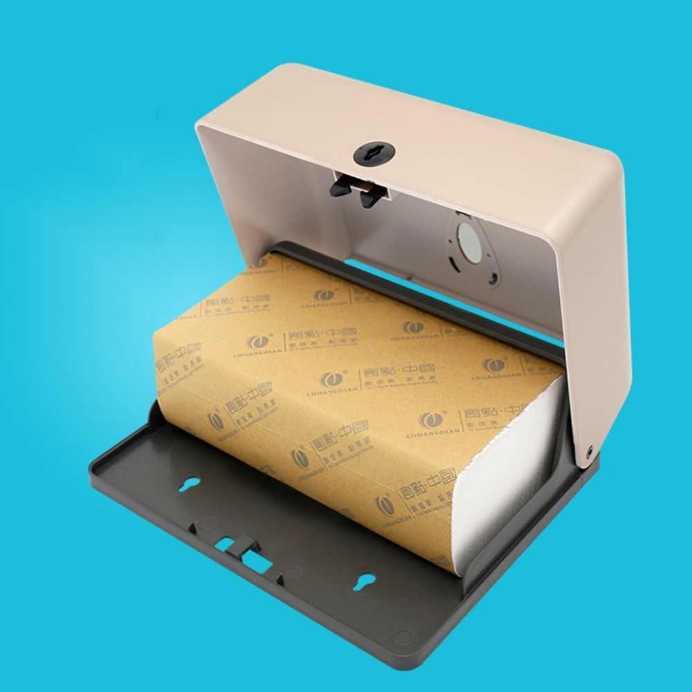 الأنسجة مربع المنزل المطبخ الحائط الحمام غرفة الراحة للماء المرحاض مستطيل صندوق المناديل الورقية منشفة حامل