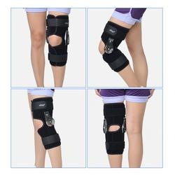 outdoor climbing Medical Hinged Knee Brace Knee Joint Support Orthosis Ligament Sport Injury Splint Knee Patella Fracture Pads