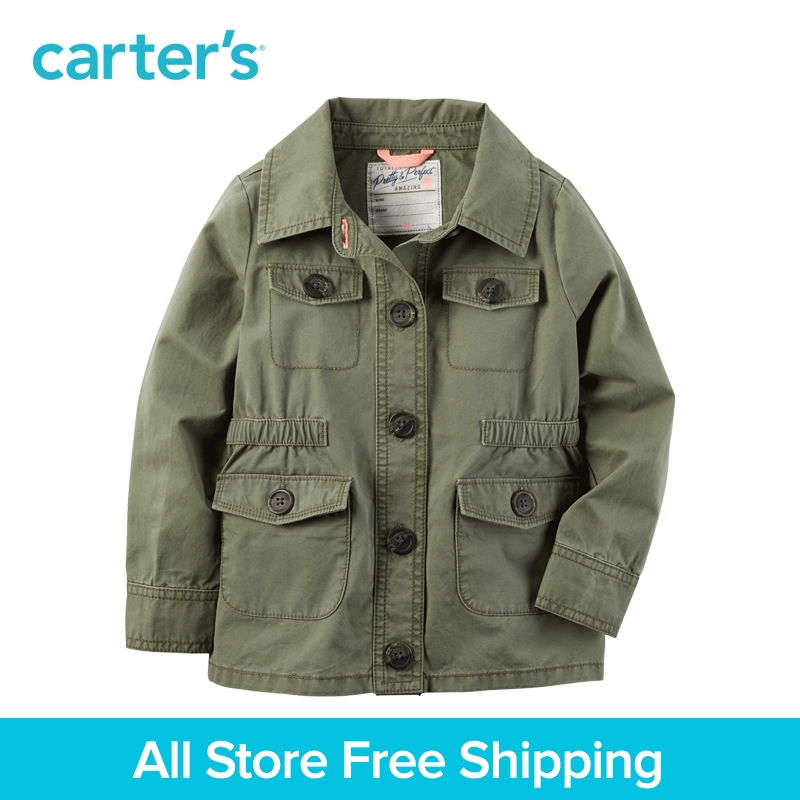 Carters 1pcs baby children kids Military Jacket 253G834,sold by Carters China official store