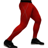 2017 NEW Men Tight Pants Men Leisure Fitness Pants Trousers Pants
