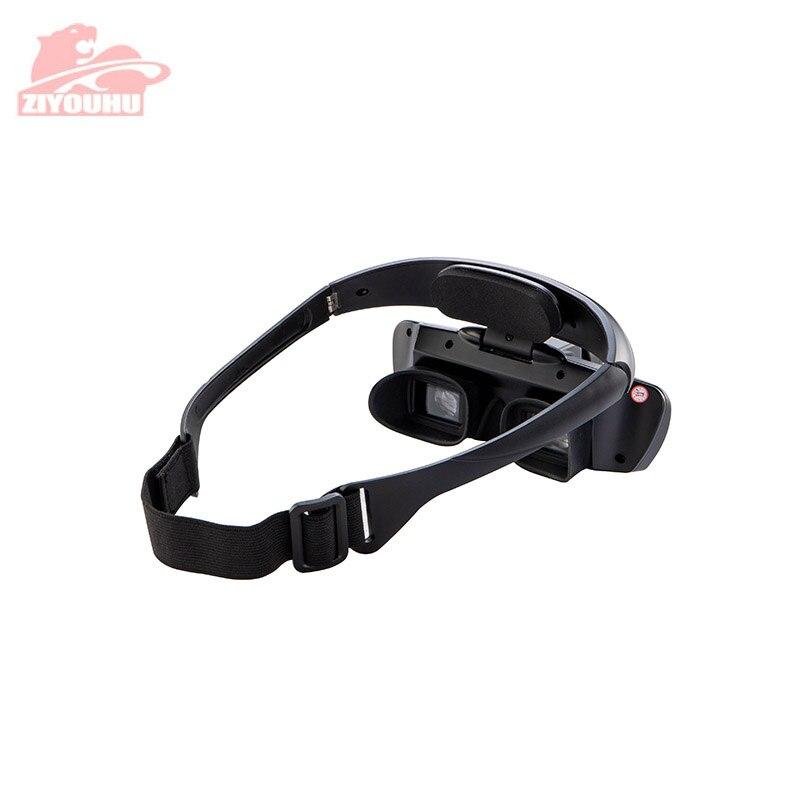 Image 5 - HD инфракрасные очки ночного видения с креплением на голову, легкий вес, для просмотра в темноте, устройство для охоты, ночного бинокулярного телескопа-in Ночное видение from Спорт и развлечения