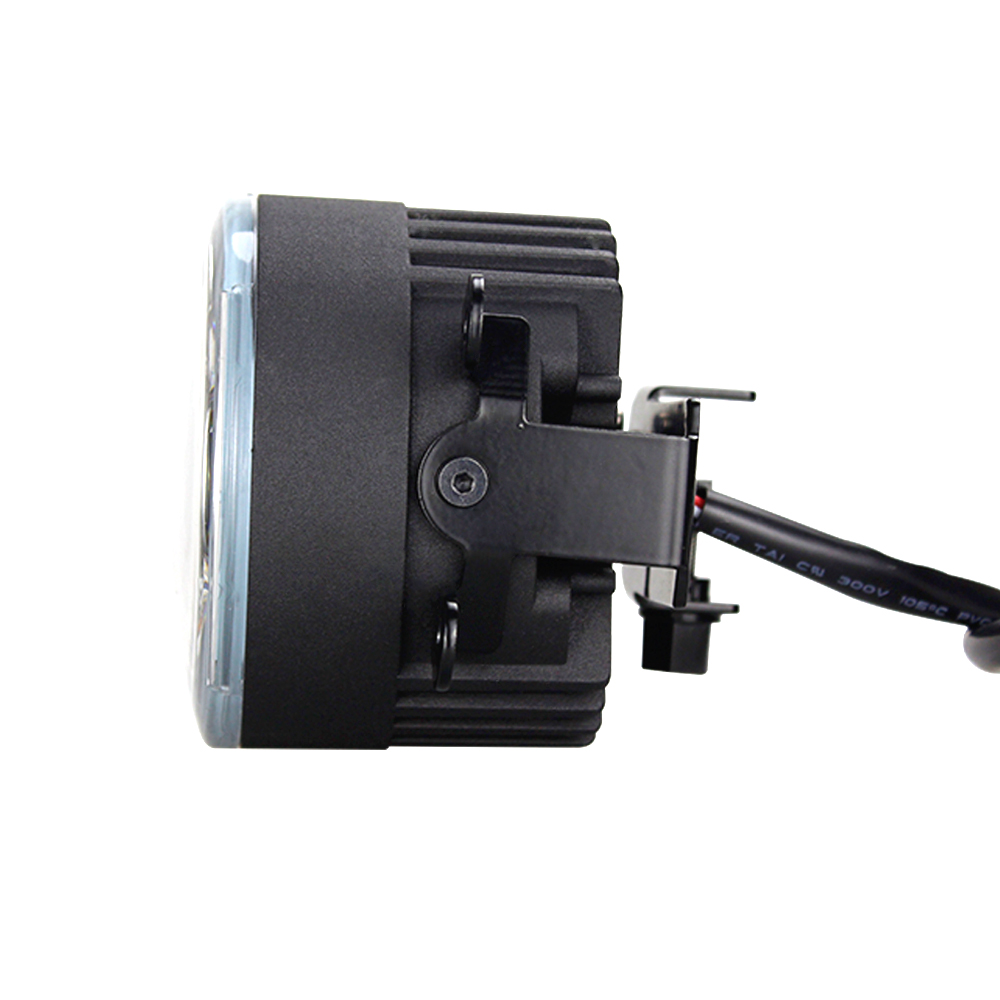 Lyc For Jeep Wrangle Jk Fog Light Replacement Lights Universal Cars Wiring Harness Ebay Driving Headlights On In The Daytime Toyota Car Assembly From