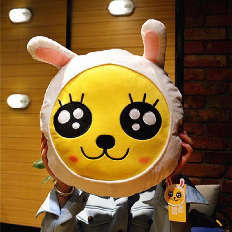 40cm Kakao Friends Stuffed Plush Toys V GIRL Same Style Cushions Ryan Pillow Doll