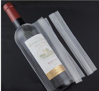 200pcs, Red wine bottle Nets cover, Bar & Homebrew & Kitchen accessories, Drink Packaging decoration, DIY Barware
