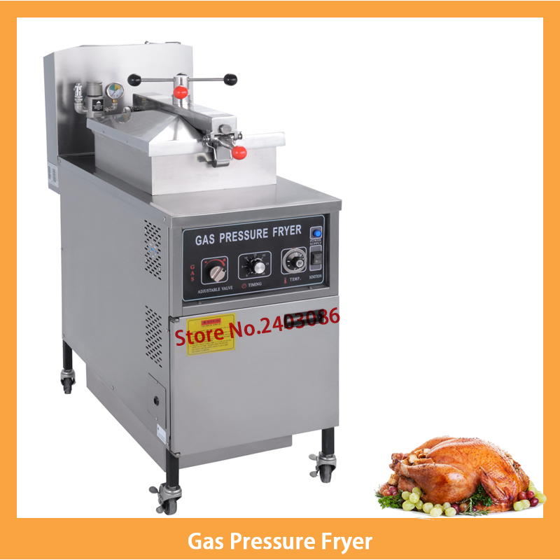 For Fast Food Used Henny Penny Machine Commercial Chicken Pressure Fryer(PR-25) free ship new premium fast food equipment commercial package double grilled hamburger machine price