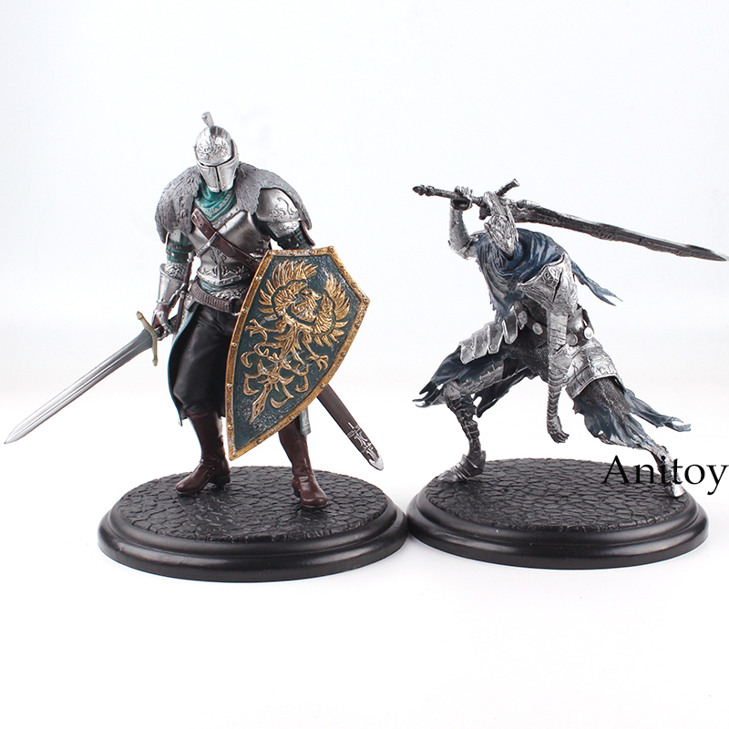 Action Figure Dark Souls Faraam Knight / Artorias The Abysswalker PVC Figure Collectible Model Toy 2 Styles 15-18.5cm KT4762 fallout vault boy bobble head pvc action figure collectible model toy brinquedos 7 styles