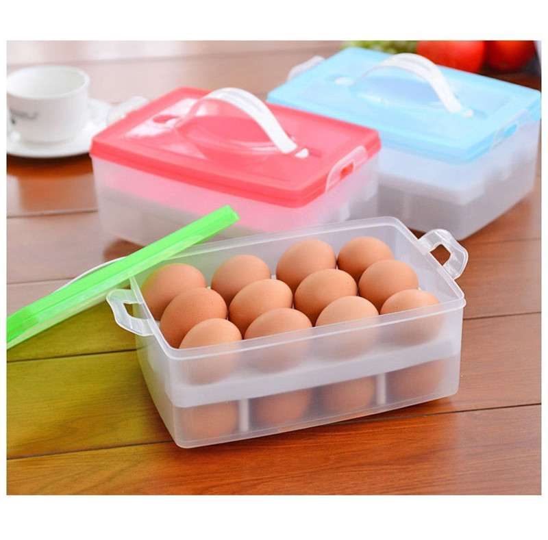 Egg storage box (15)
