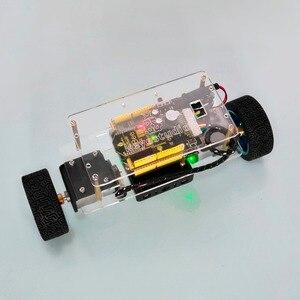 Image 5 - Keyestudi Kit de auto equilibrio para Arduino, Robot, juegos de eje, juguetes para niños, regalo de Navidad