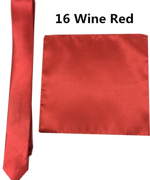 16 _  39 Colours Man Polyester Silk Pocket Sq. Tie Go well with Set Hanky Groom Wedding ceremony Fits Enterprise Handkerchief Necktie ZY186117 HTB1xfn4ySBYBeNjy0Feq6znmFXaC