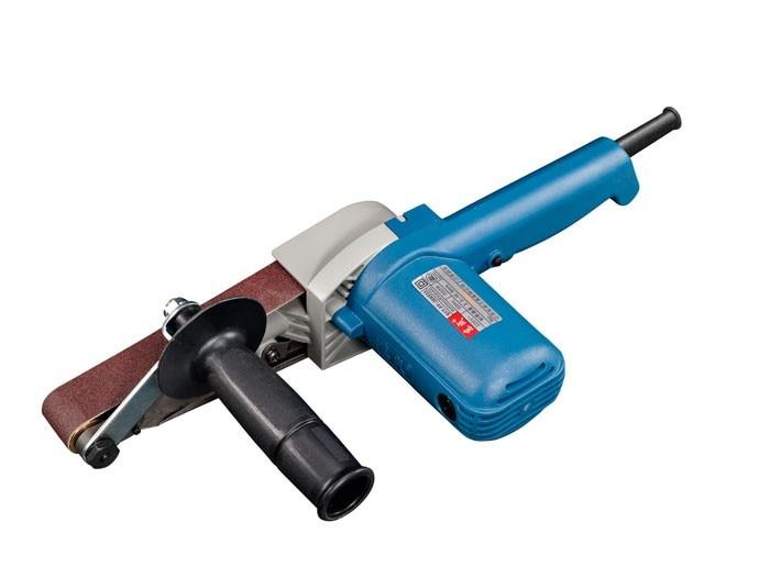 Variable Speed 30 533mm Belt Sander 550w High Power Woodworking 220 240v Sandpaper Grinder 10pcs 30