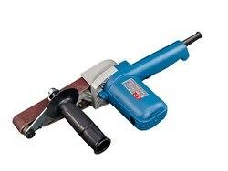 Variable Speed 30*533mm Belt Sander 550w High Power Woodworking 220-240v Sandpaper Grinder + 10pcs 30*533