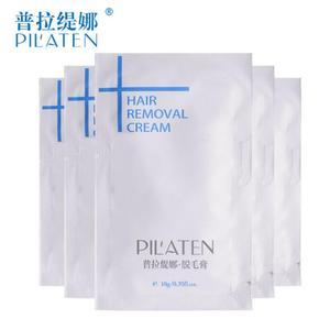 Image 2 - 150 шт./лот PILATEN крем для удаления волос Мягкий безболезненный крем для депиляции депиляция подмышек эпиляция ног уход за кожей