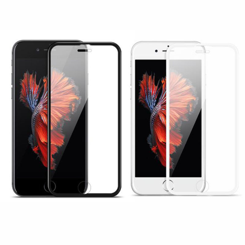 10D Tempered Glass Full Screen Protector Protective <font><b>film</b></font> Guard for <font><b>iphone</b></font> 6 6s 7 8 Plus <font><b>X</b></font> XR <font><b>XS</b></font> 11 Pro 11pro Max Front LCD Cover image