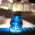 Solar Jar Solar Powered LED Lantern/Table Light/Lighting Solar Energy Lamp led Night Lighting Solar Panel Camp Travel Used 8hour