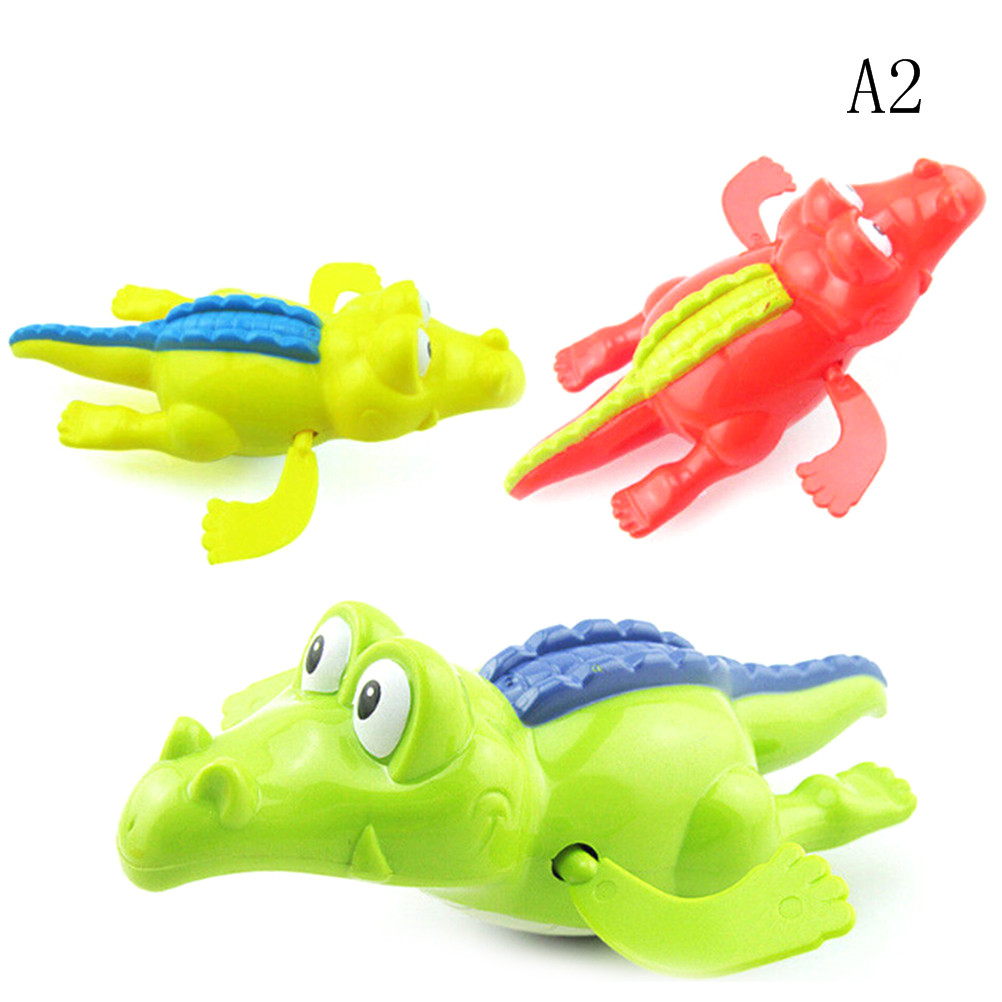 Kawaii Bath Toys Fish Toy Baby Bathroom Swimming Children Plastic Classic Educational Hobbies For Girls Kids Play Animals