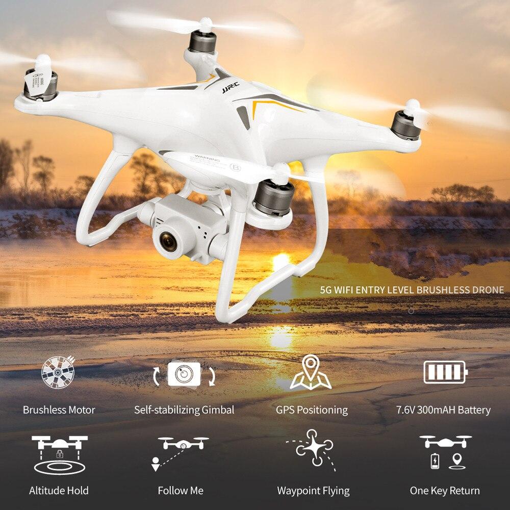 GPS Drone Bürstenlosen 5G WiFi FPV Drohne Mit Kamera 1080P Zwei-achsen Anti-Schütteln Gimbal quadcopter RC Hubschrauber Berufs Drohne