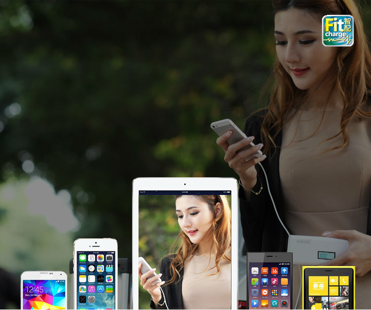 ROMOSS Sense 4 Sense4 Plus Dual USB Display Power Bank 18650 Powerbank Portable Charger 10