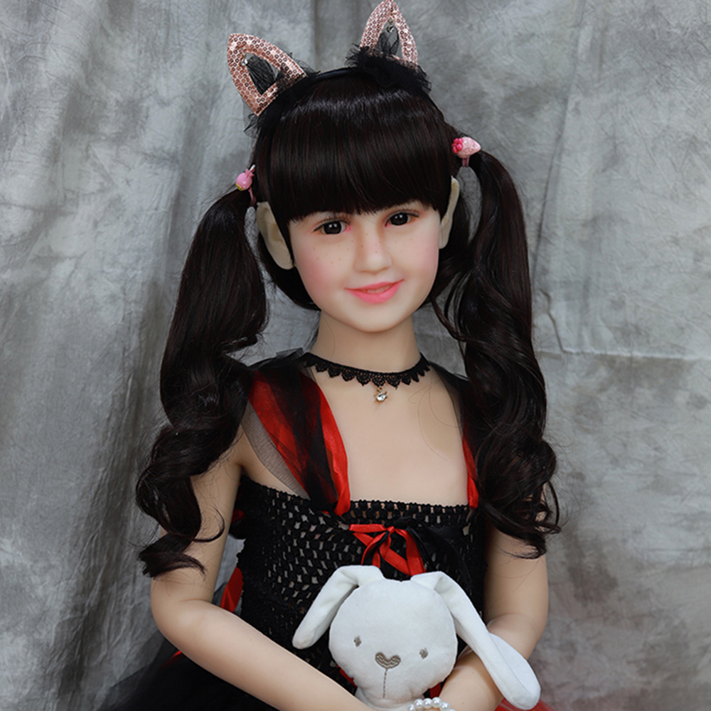 Mini Love Dolls Alice 115CM ( 45.2 Inch ) with Blue Eyes