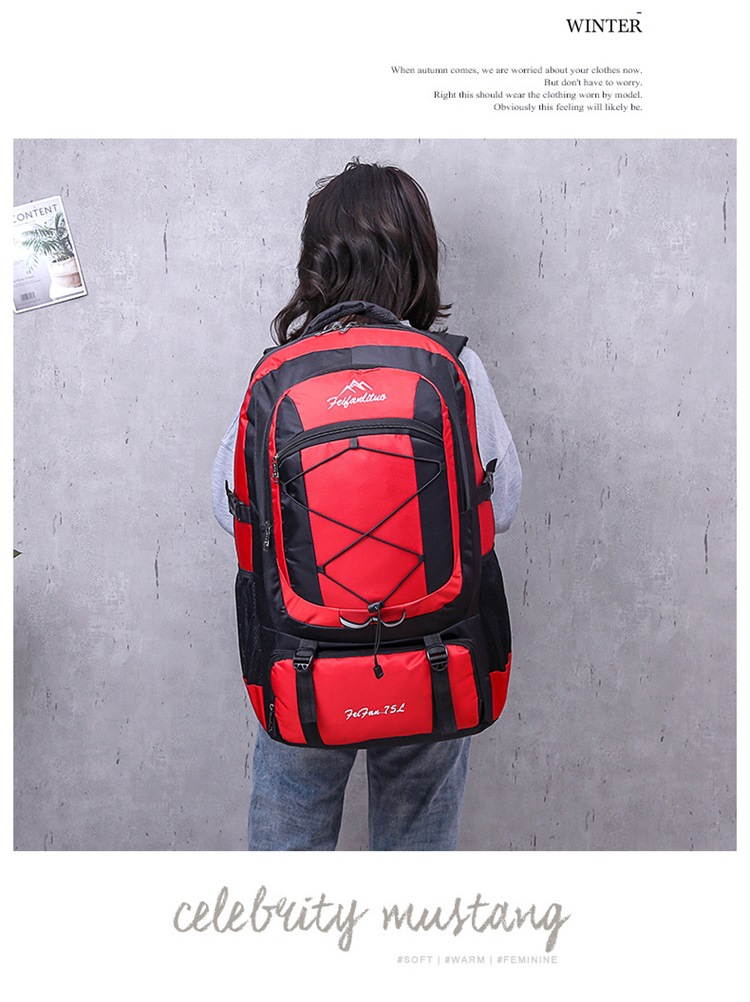 Camping male backpack Outdoor 31