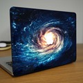"1pc Galaxy  Laptop Decal Sticker for MacBook Air Pro Retina 11"" 13"" 15""  Vinyl Mac Front Cover Full Body Protective Sticker"