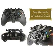 цена на Gaming Racing Wheel Pubg Mobile Joystick 3D Mini Steering Wheel Case  Add on for Xbox One X / Xbox One S / Elite Controller