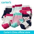 Carter 6 pcs do bebê dos miúdos das crianças Botas GB12805, vendido por carter oficial da China loja