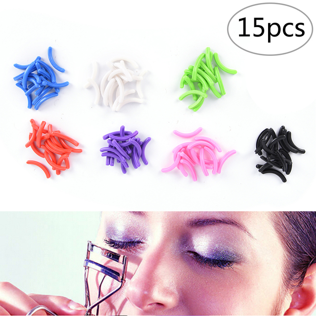 High Quality Make Up Replacement Eyelash Curler Refill Rubber Pads