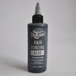4FL. UNZEN (118 ml) anti-Pilz Haar Bonding Kleber Für Haar Weben Für Die Perfekte Halten Haar Bonding Haar Klebstoffe Zubehör