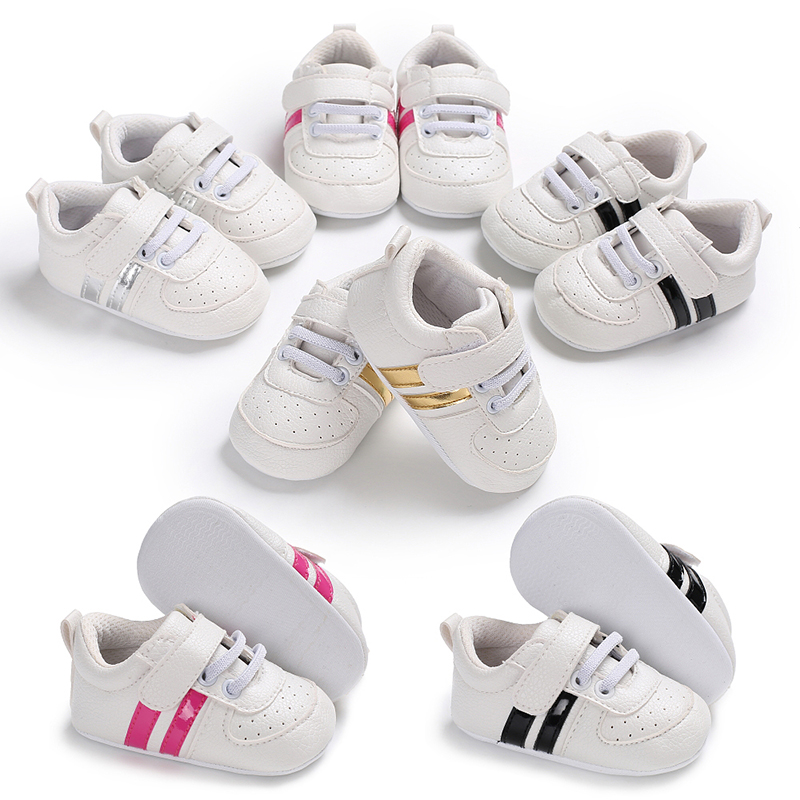 baby shoes newborn girl boy 2018 Infant first walkers Tollder Canvas Shoes Baby Girls Sneaker Prewalker 0-18M Soft Crib Shoes