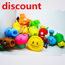 [Promotion] NEW Plants vs Zombies PVC Action Figures Toy, PVZ Plant + Zombies Figures Toys For Children Packaging In Opp Bag цена 2017