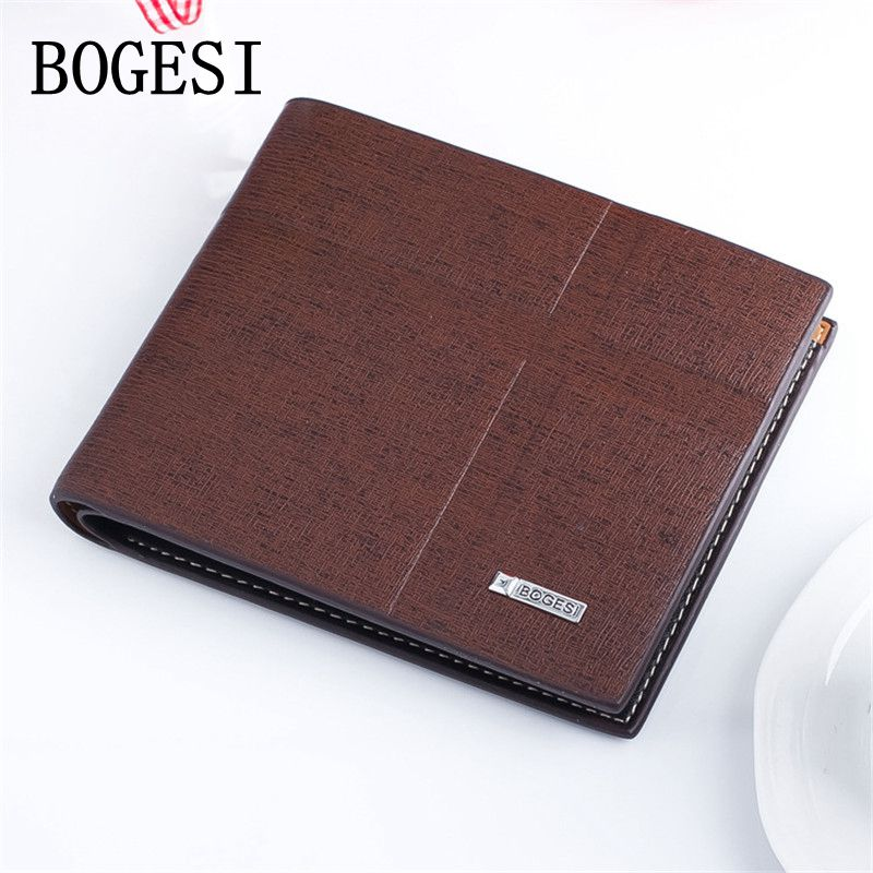 BOGESI Casual Exposure Men's Wallet With Coin Pocket Small Short Stripes Men Wallets Soft surface Male Purse With Card Holder la colline очищающий гель с клеточным комплексом очищающий гель с клеточным комплексом