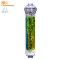 Ev Aletleri'ten Su Filtre Kartuşları'de Doğal alkali su filtresi kartuşu NCR102 ORP antioksidan hidrojen alkali su