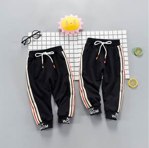 b841143d1 TOTUROAP Pants Baby Boy Trousers Newborn Cotton Leggings