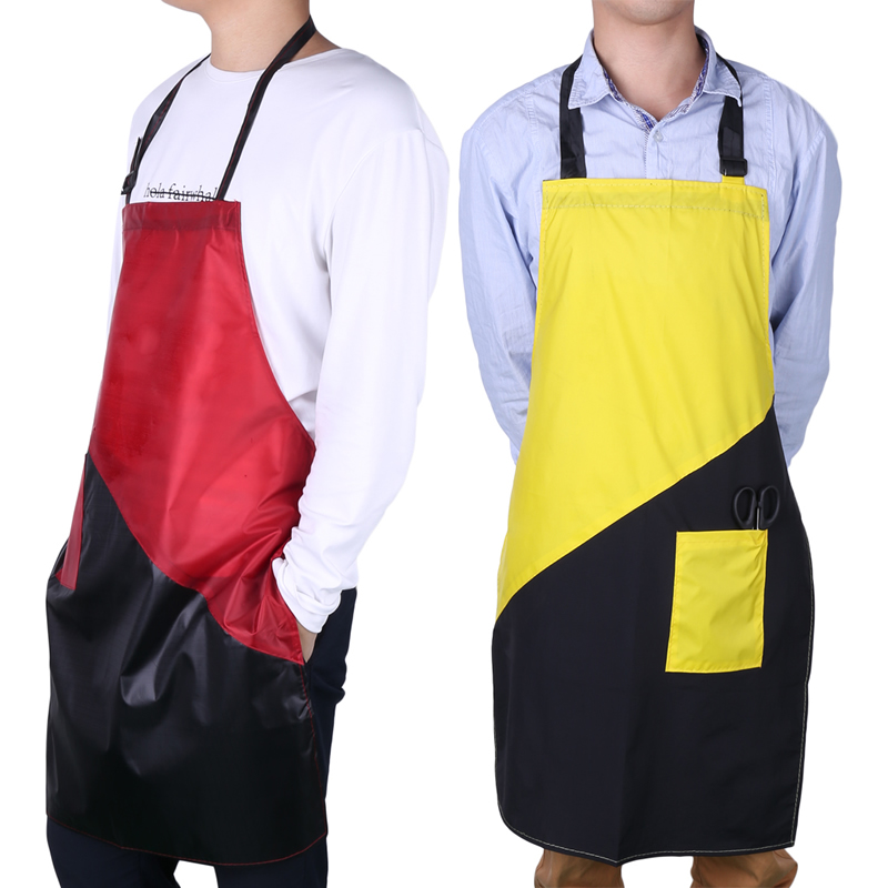New 1Pc Professional Nail Art Salon Work Aprons Hairdresser Cape Hair Cutting Apron