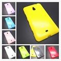 Brankbass colorido lumia 1320 case cubierta suave del gel tpu case para nokia 1320 lumia 1320 case cubierta