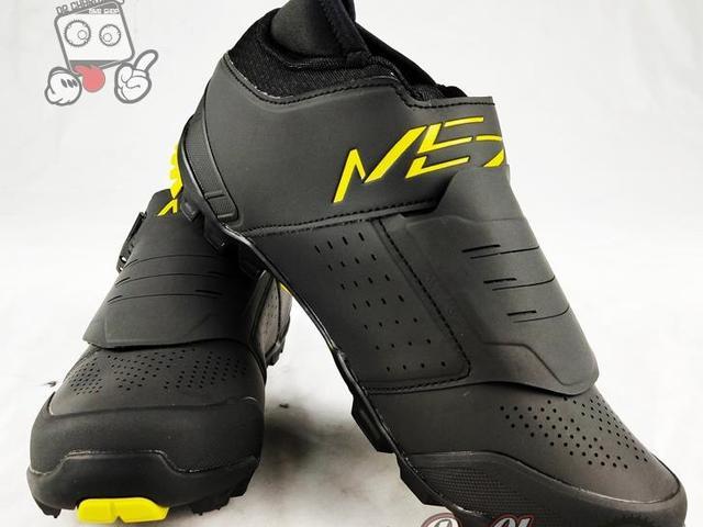 SHIMANO SAPATOS ME7 MTB Da Bicicleta Da Bicicleta Bloqueio Sapatos de Calçados DA CIDADE
