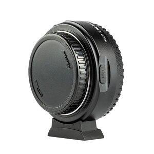 Image 3 - Viltrox EF M2 II Focal Reducer Booster Adapter Auto fokus 0,71 x für Canon EF mount objektiv M43 kamera GH5 GH4 GF7GK GX7 E M5 II