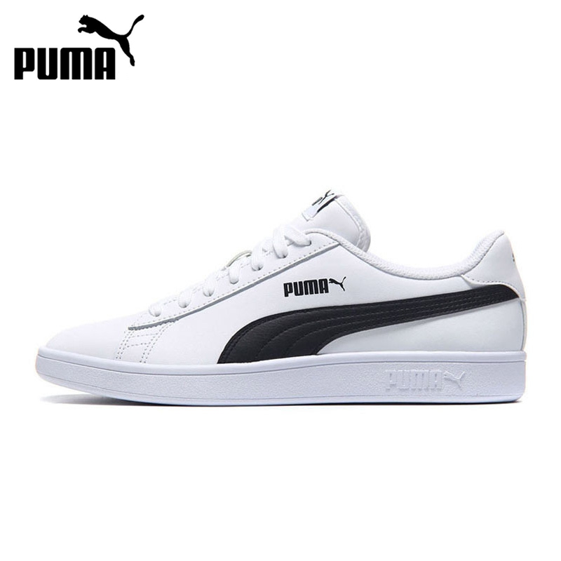 Original New Arrival 2019  PUMA Smash v2 L Unisex  Skateboarding Shoes Sneakers