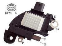 Alternador NOVO Regulador De Tensão 13711900/07 027 alternator voltage regulator voltage regulator alternator -